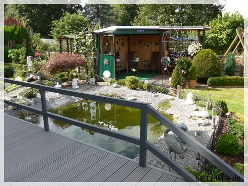 Fische im gartenteich garten forum community for Goldorfen im teich